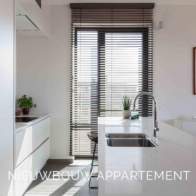 Realisatie Nieuwbouw appartement